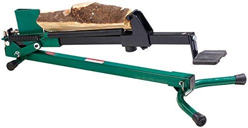 AGT Fuß Holzspalter: Holzspalter, Fußbetrieb (Holzspalter Fussbetätigung)