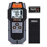 Ortungsgerät TACKLIFE DMS03, 4 in1 Metalldetektor Wand Scanner, Leitungssucher für Holzbolzen/Metall/Live-AC-Kabel mit Großer LCD-Display