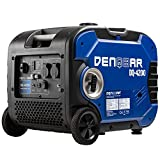 DENQBAR 4200 W Inverter Stromerzeuger Notstromaggregat Stromaggregat Digitaler Generator benzinbetrieben DQ-4200