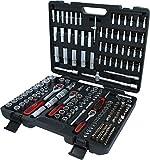 KS Tools 917.0795 1/4'+3/8'+1/2' Steckschlüssel-Satz, 195-tlg.