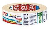 tesa Malerband UNIVERSAL - Vielseitiges Klebeband für Malerarbeiten ohne Lösungsmittel - Bis zu 4 Tage nach Gebrauch rückstandslos entfernbar - Mittel, 50 m x 30...