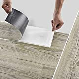neu.holz Bodenbelag Selbstklebend ca. 1 m² 'Italian Oak' Vinyl Laminat 7 rutschfeste Dekor-Dielen für Fußbodenheizung