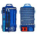 Feinmechaniker Schraubendreher Set, Faireach 110 in 1 Präzision Werkzeugset, Magnetisches Fein Reparatur Satz, Screwdriver Repair Tool Kit für Modellbau, Handy,...