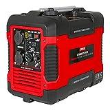 STIER Stromerzeuger Premium SNS-190, Strom Generator, Benzin, 4l Tankvolumen, 21,5 Kg, Stromaggregat, leise mit 59 dB(A), 4-Takt Motor, Inverter Stromaggregat, mit...