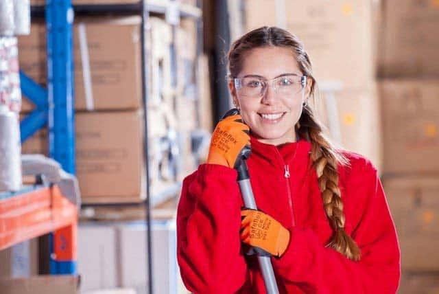Die richtige Reinigung von Arbeitsschutzkleidung